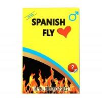 Spanish Fly Erkeklere Özel Bitkisel Kapsül / C-598