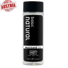 Hot Naturel Masaj Yağı / C-1205