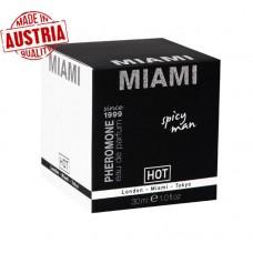Hot Miami Feromonlu Erkek Parfümü / C-1213