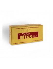 Silky Kiss Gold Kayganlaştırıcılı Prezervatif