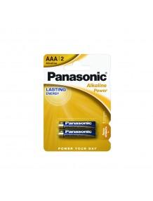 Panasonic Alkalin Power İnce Kalem Pil (2'li)