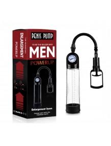 Men Powerup Basınç Göstergeli Penis Pompası