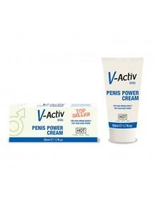 Hot V-Aktiv Penis Power Cream