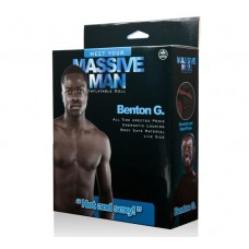 Massive Man Erkek Şişme Bebek - Benton G / C-N2002