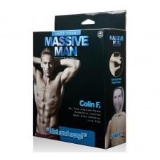 Massive Man Erkek Şişme Bebek - Colin F / C-N2004