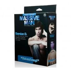Massive Man Erkek Şişme Bebek - Damian D / C-N2001