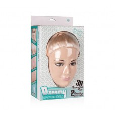 Dreamy 3D Şişme Bebek - Mercy Koval / C-N2011