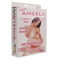 Angela Love Doll Şişme Bebek - KNG-1H5