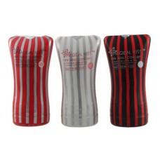 3 Farklı Renkte Soft Tube Cup Ultra Size / DL-111N